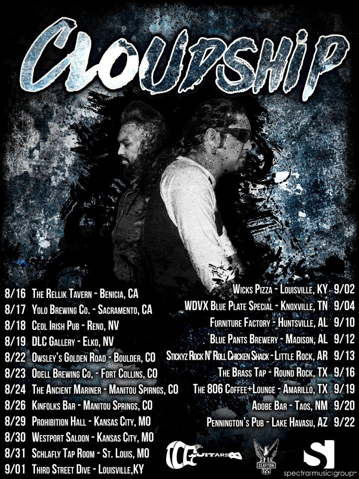 Cloudship @ The Ancient Mariner - Manitou Springs, CO