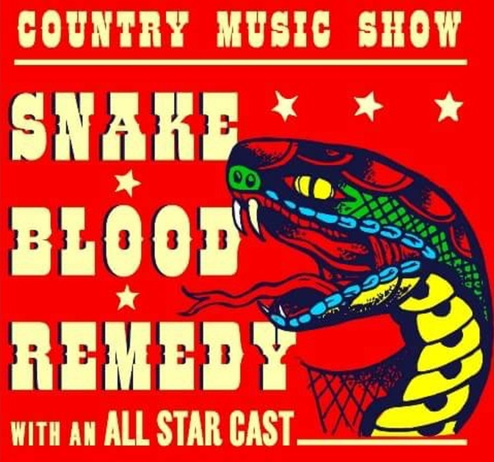 Snake Blood Remedy @ Spirit of the Suwannee Music Park - Live Oak, FL