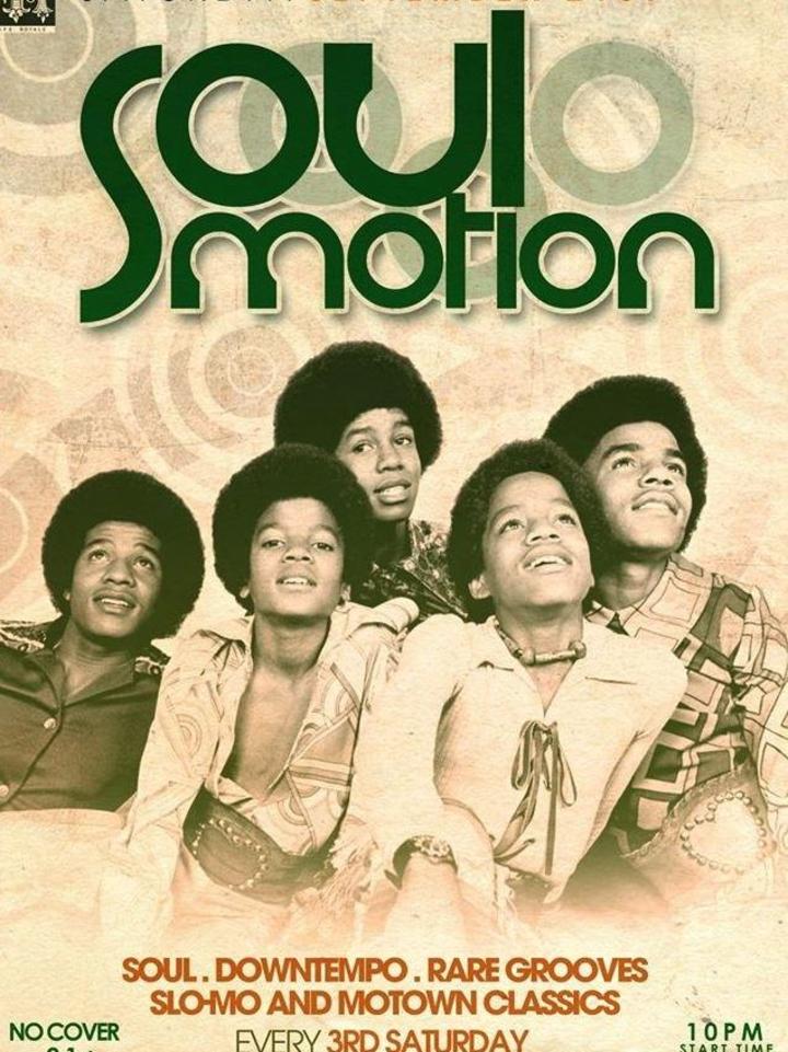 Soul Motion @ Th Royale - San Francisco, CA