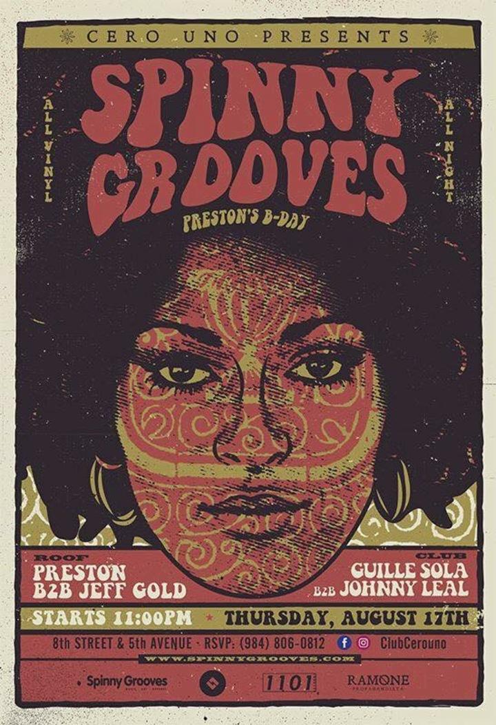 FREDD FLOW @ VJ Set @ Club 01 W/ Spinny Grooves - Playa Del Carmen, Mexico