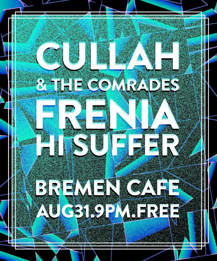 Cullah @ Bremen Cafe - Milwaukee, WI