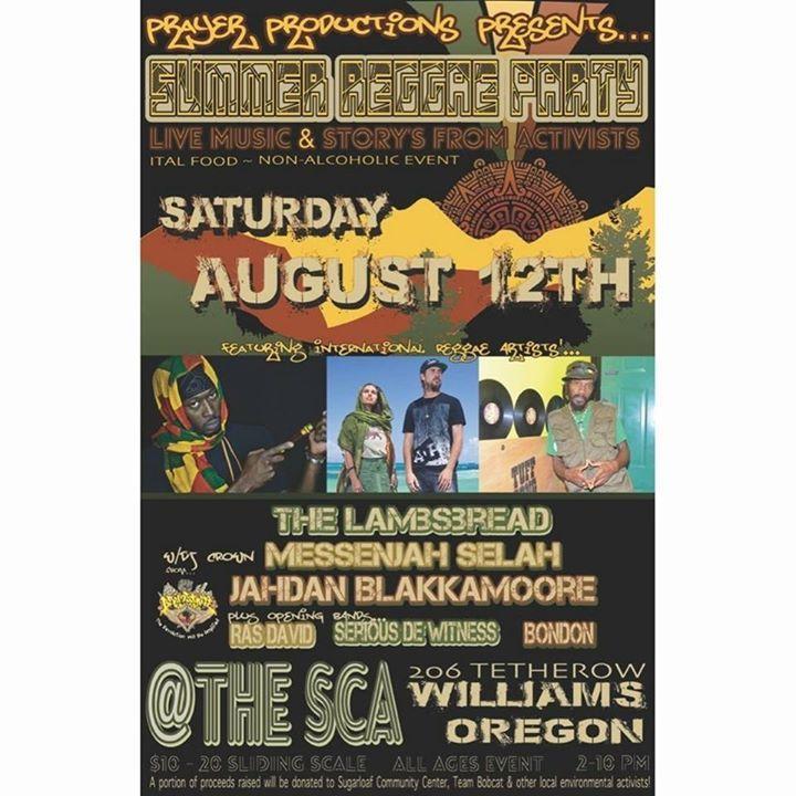 Jahdan Blakkamoore Tour Dates