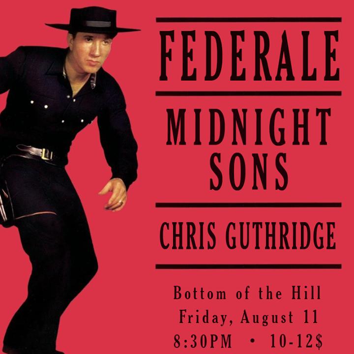 Midnight Sons Tour Dates