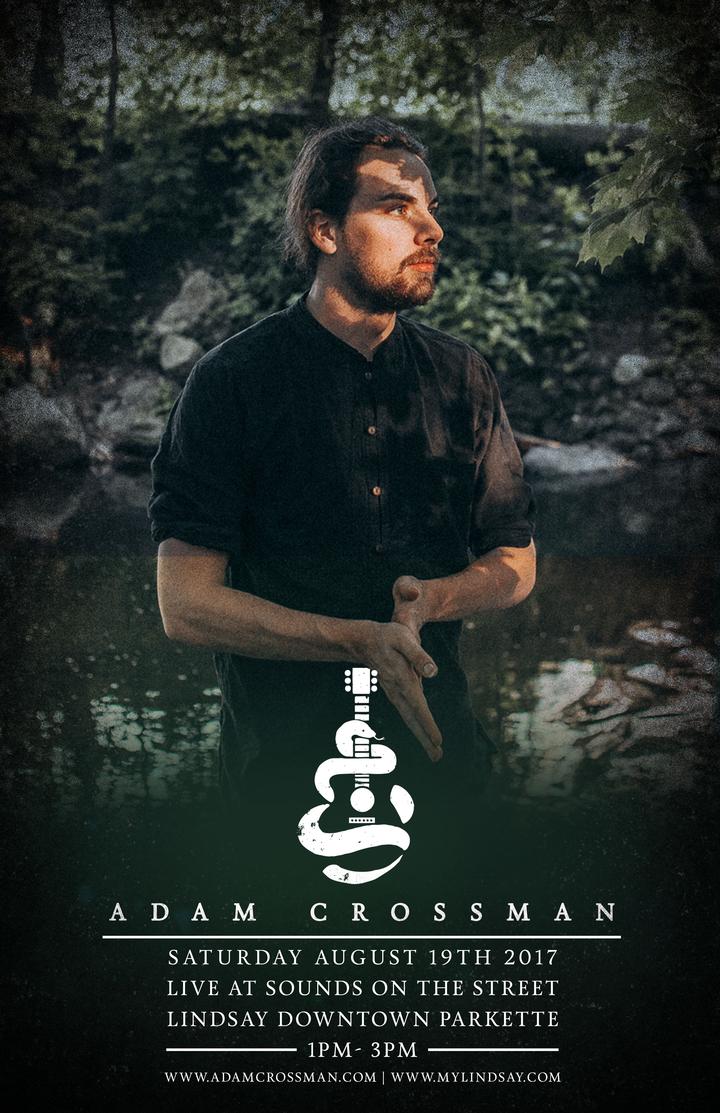 Adam Crossman @ Lindsay Downtown - Kawartha Lakes, Canada