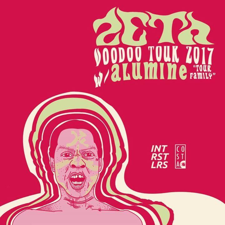 alumine Tour Dates