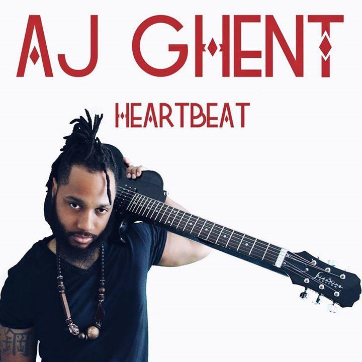 AJ Ghent @ Waterfront Jazz Blues + Beach Fest - Charlotte, NC