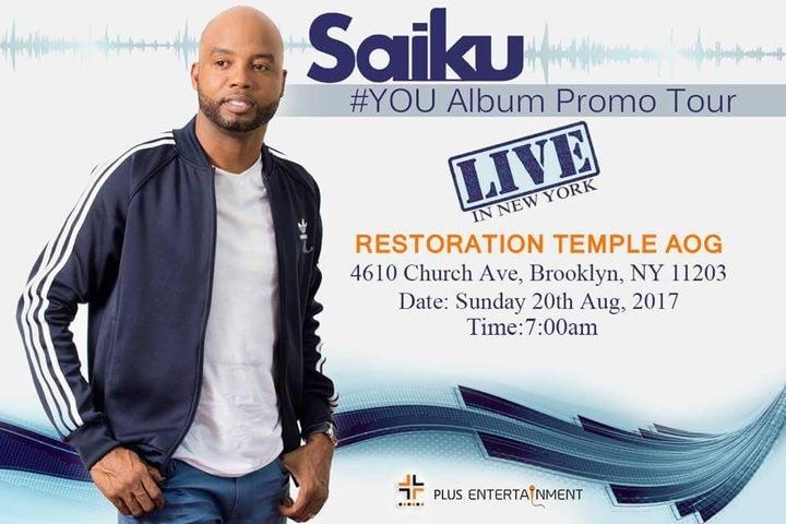 SAIKU @ Restoration Temple AOG   4610 Church Ave  - Brooklyn, NY