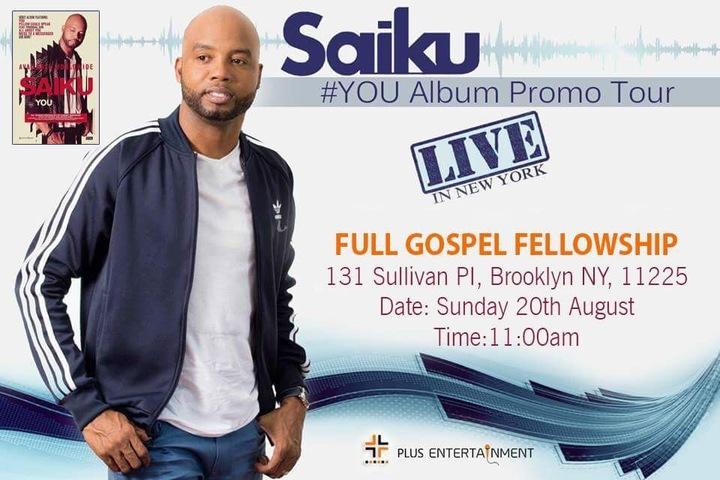 SAIKU @ Full Gospel Assembly | 131 Sullivan Pl - Brooklyn, NY