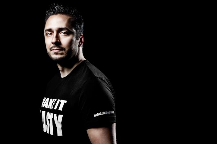 DJ Menelik @ Private Event - Frankfurt, Germany