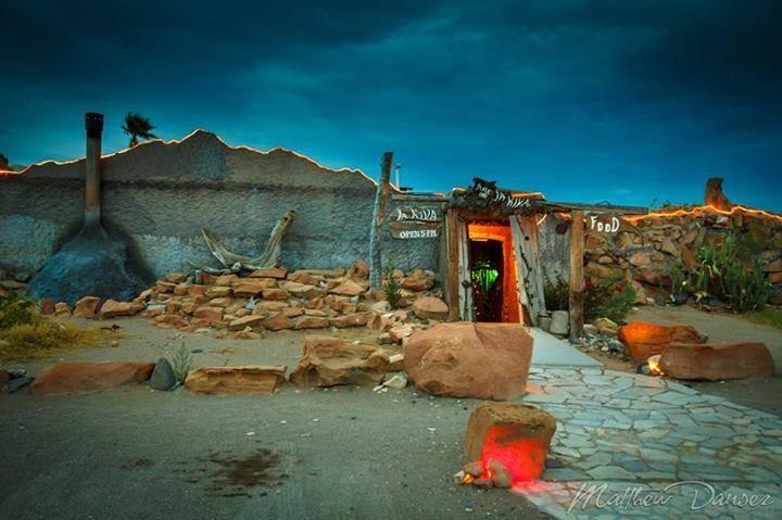 Red Elvises @ La Kiva - 23220 Farm To Market 170 - Terlingua, TX