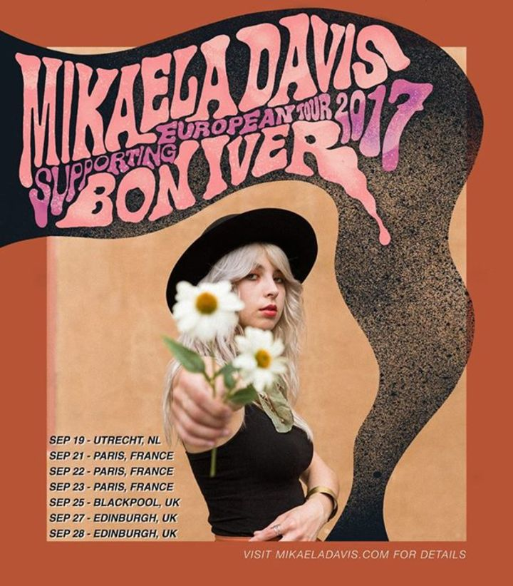 Mikaela Davis Tour Dates