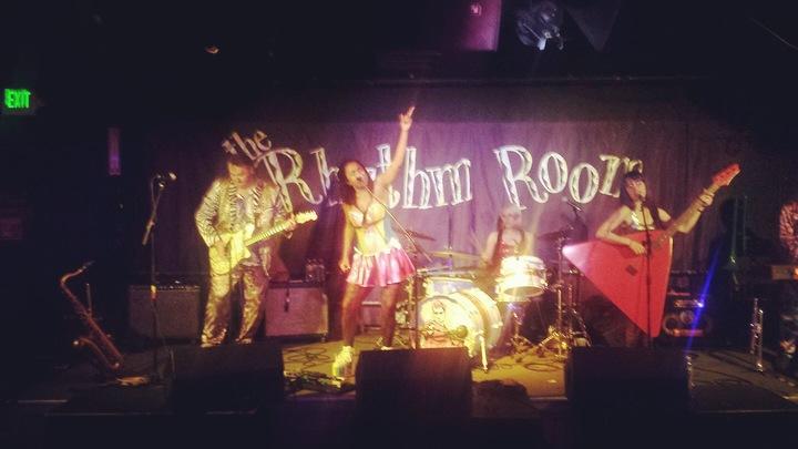 Red Elvises @ Rhythm Room - 1019 E. Indian Rd.  - Phoenix, AZ
