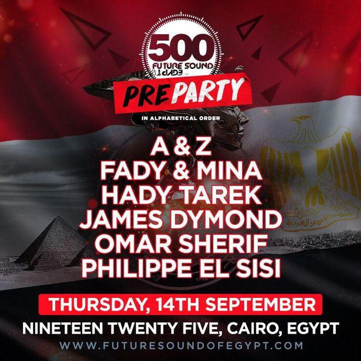 A & Z @ Nineteen Twenty Five - Cairo, Egypt