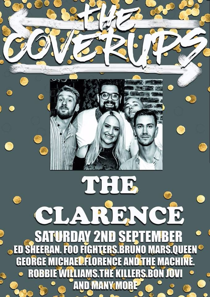 The Coverups @ The Clarence - Hastings, United Kingdom