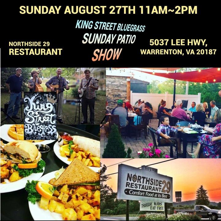 King Street Bluegrass @ Northside 29 Restaurant  - Warrenton, VA