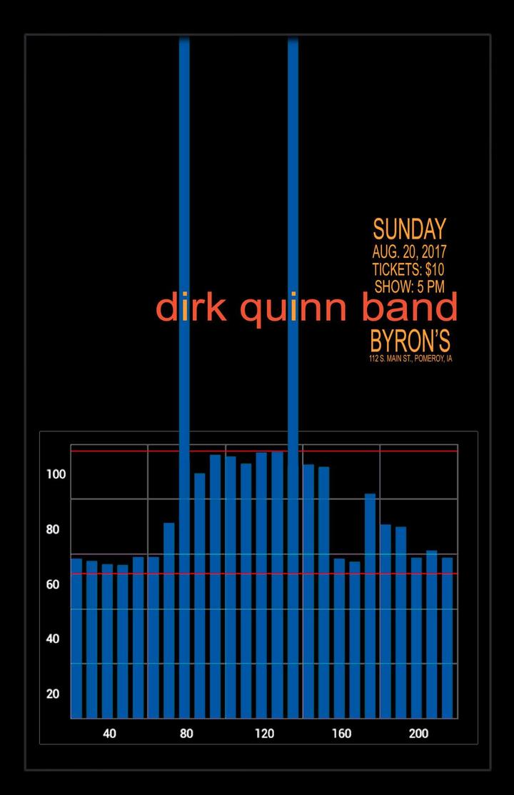Dirk Quinn Band @ Byron's - Pomeroy, IA