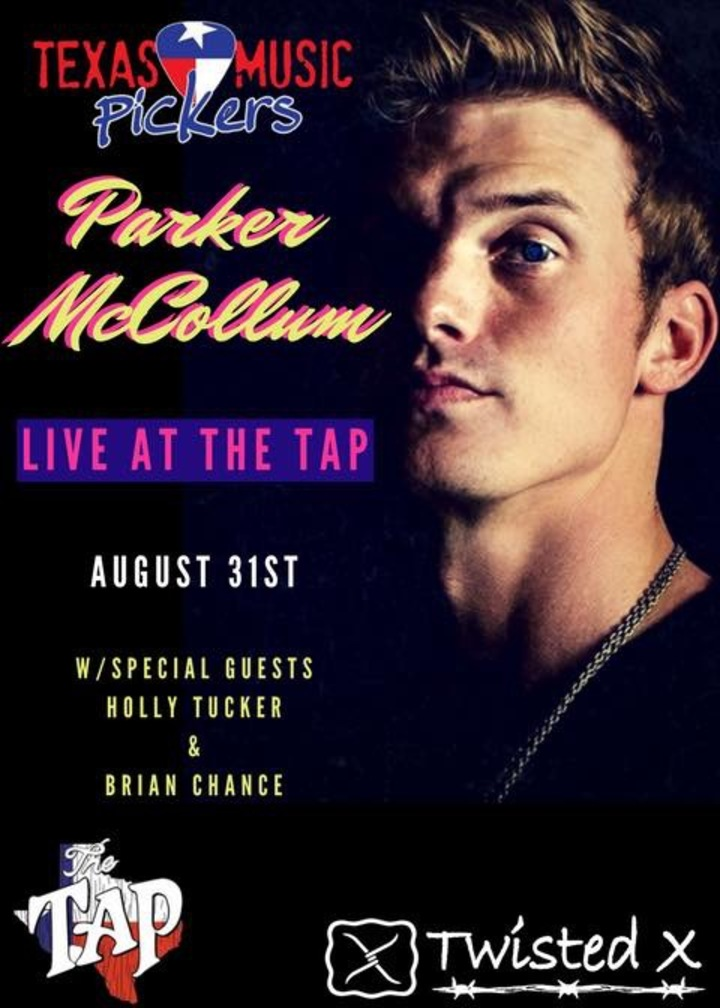 Holly Tucker @ Live at The Tap: Parker McCollum w/ Brian Chance Band & Holly Tucker - College Station, TX