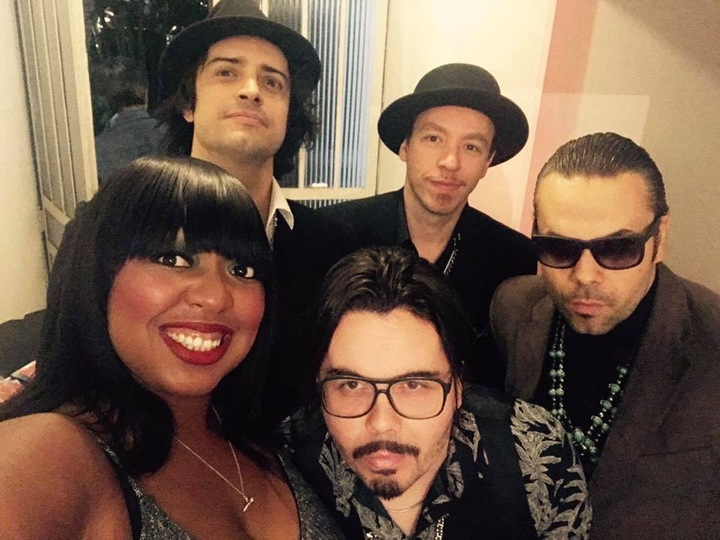 Luciano Leães & The Big Chiefs @ (ANNIKA CHAMBERS) d.b.a - New Orleans, LA