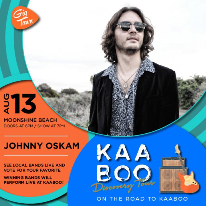 Johnny Oskam @ Moonshine Beach - San Diego, CA