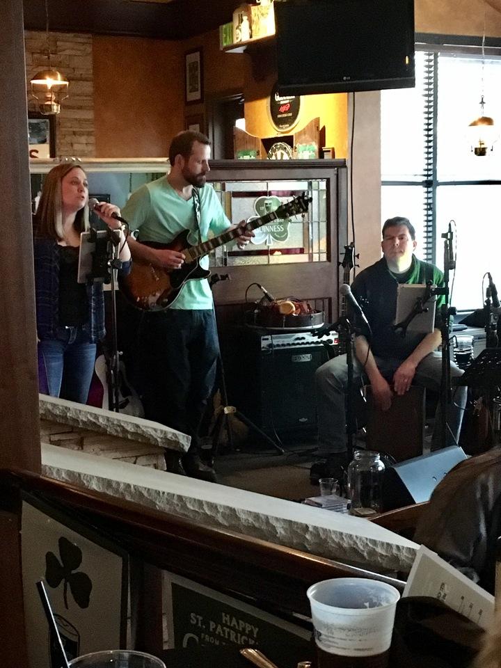 Jane Plank @ Kip's Irish Pub - Minneapolis, MN