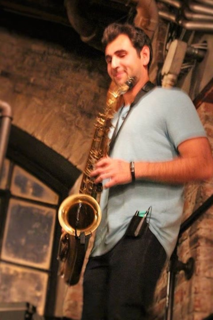 Jimmy Merchant Music @ Woodies Drive-In - Ship Bottom, NJ