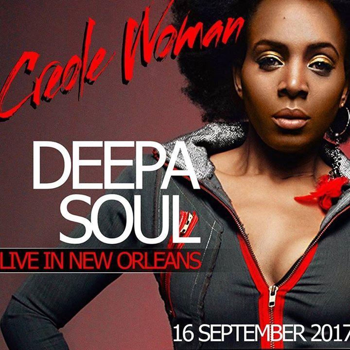 Deepa Soul @ The Historic Carver Theater - New Orleans, LA