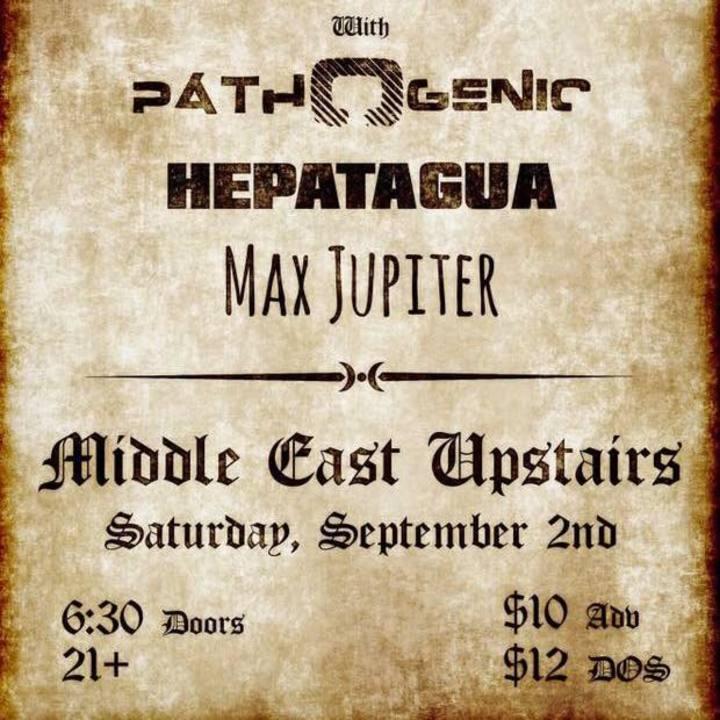 Pathogenic @ Middle East - Cambridge, MA