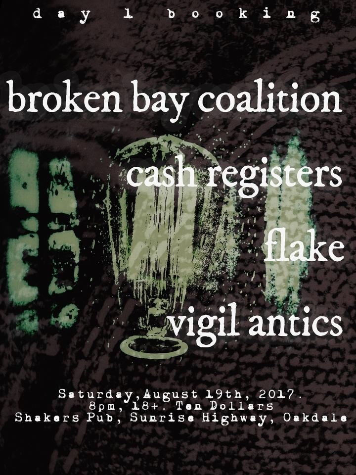 broken bay coalition @ Shakers Pub - Oakdale, NY