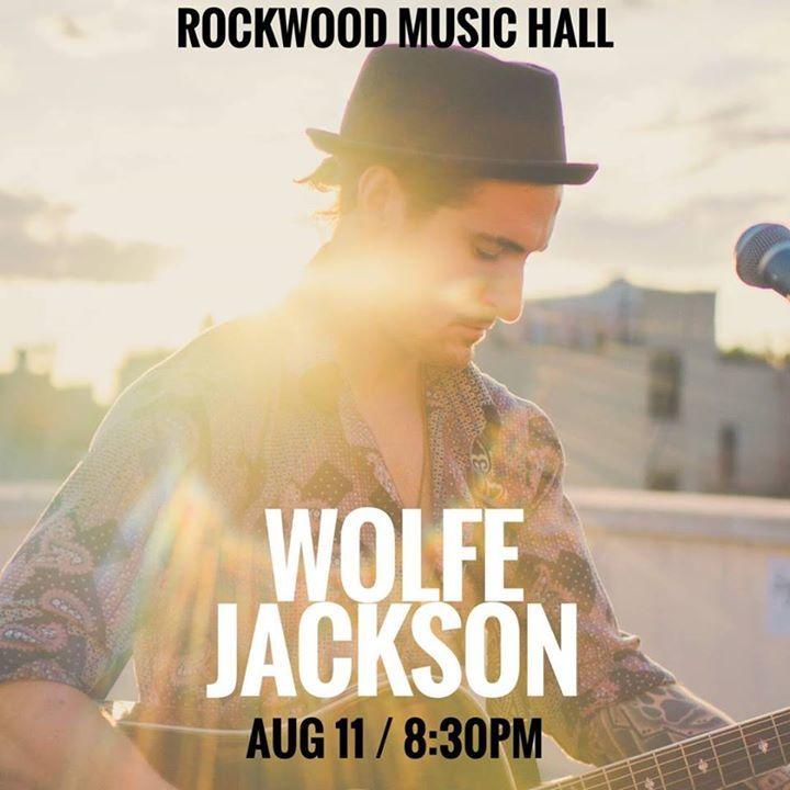 WOLFE JACKSON @ The Camel - Richmond, VA