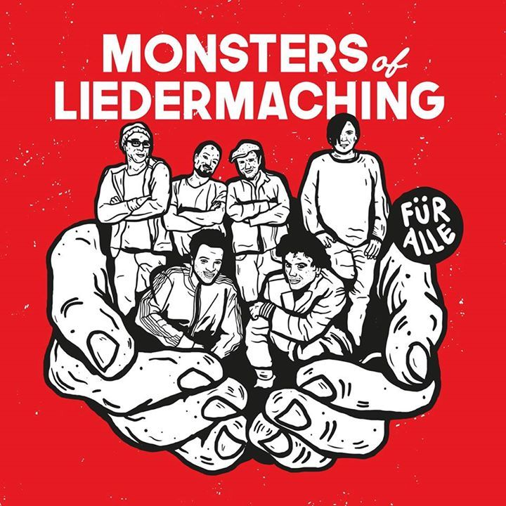 Monsters of Liedermaching @ Heimathafen - Berlin, Germany
