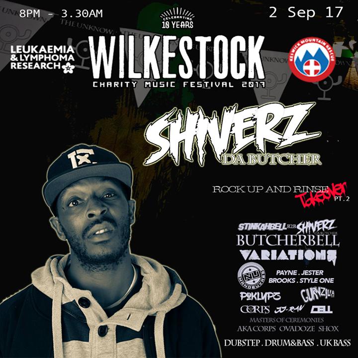 Shiverz Tour Dates