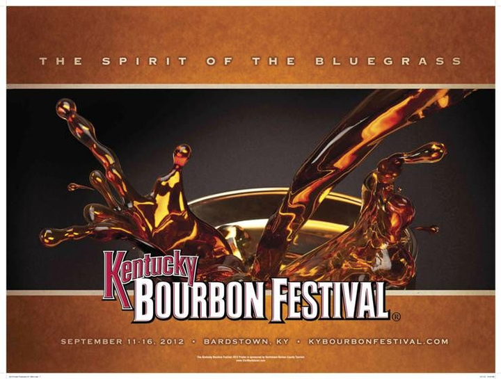 Carly moffa @ Kentucky Bourbon Festival  - Bardstown, KY