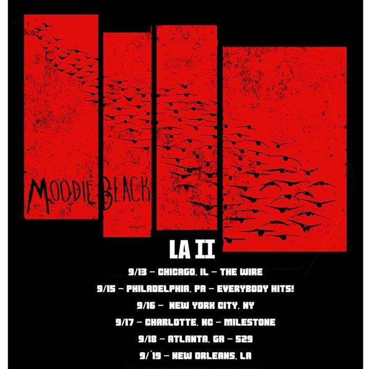 moodie black @ Notsuoh - Houston, TX