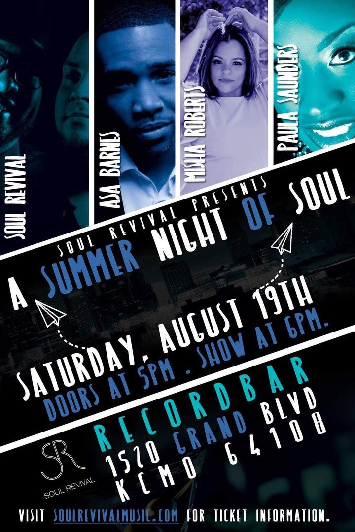soul revival @ Record Bar  - Kansas City, MO
