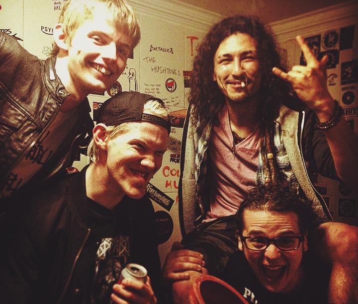 Disposable @ Opium Bar - Edinburgh, United Kingdom