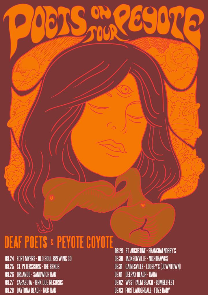 Peyote Coyote @ The Bends - St Petersburg, FL