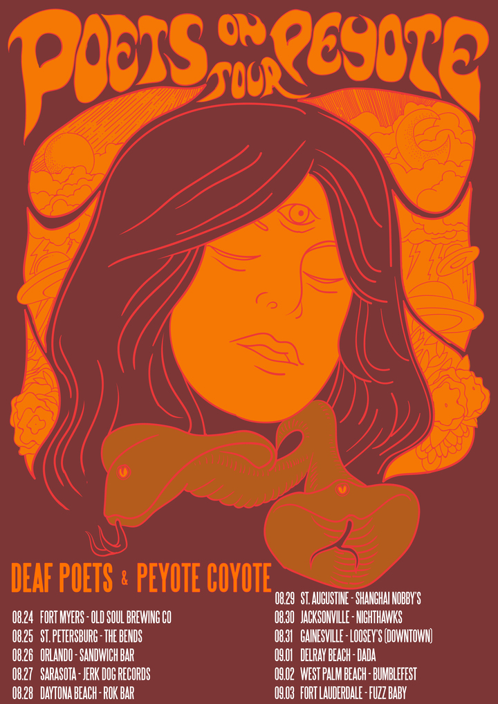 Peyote Coyote @ Shanghai Nobby's - St. Augustine, FL