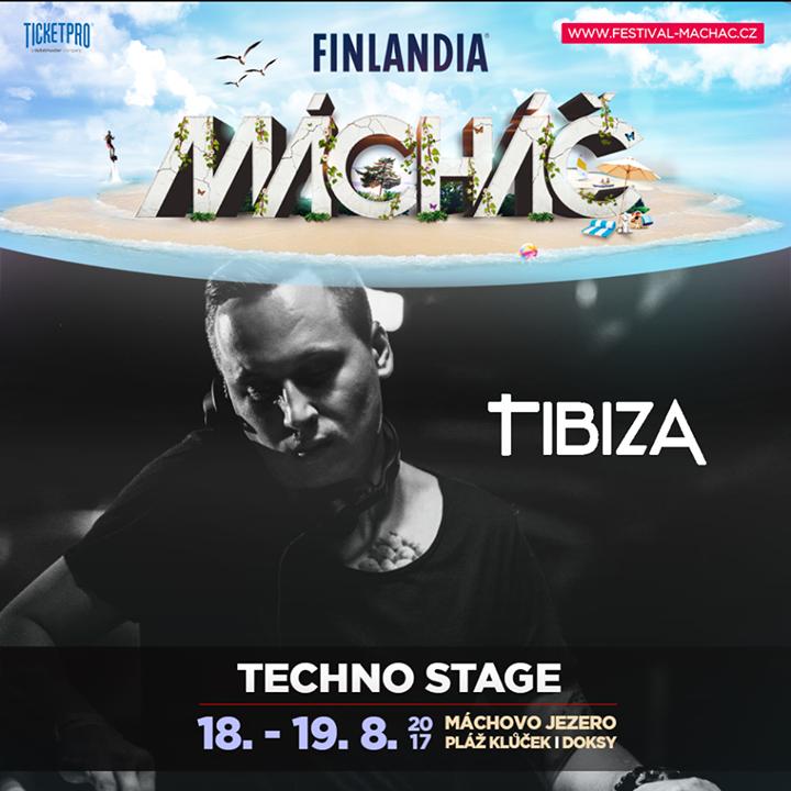 Tibiza (Official) @ Radost FX - Prague, Czech Republic