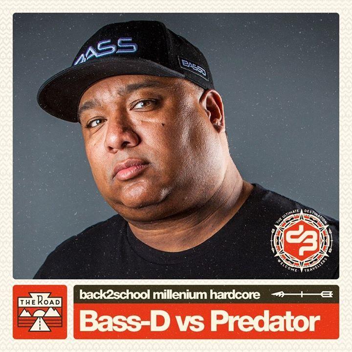 DJ Bass-d Tour Dates