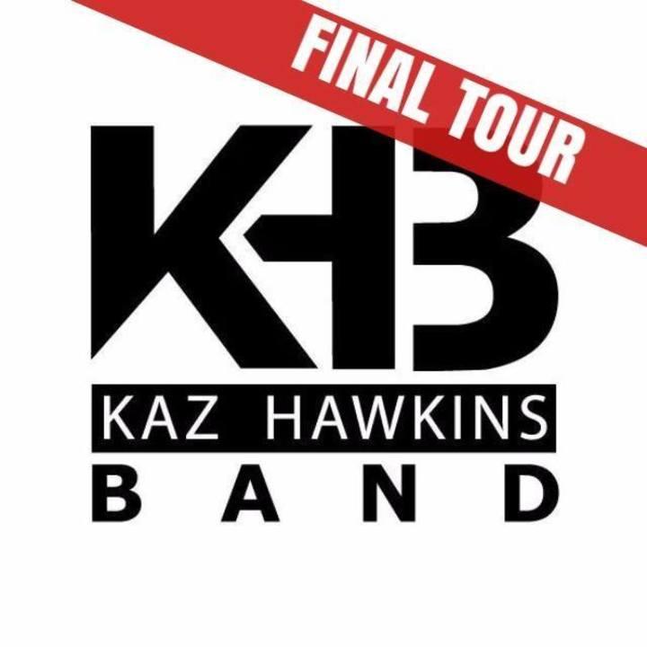 Kaz Hawkins @ Worthing Piers Southern Pavilion - Worthing, United Kingdom