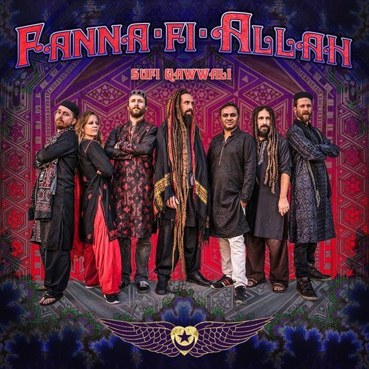 Fanna-Fi-Allah Sufi Qawwali @ Amazing Grace - Seattle, WA