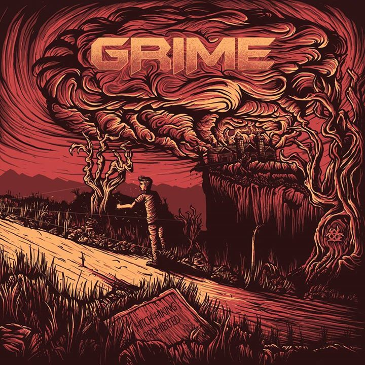 Grime @ The Alcove - Bismarck, ND
