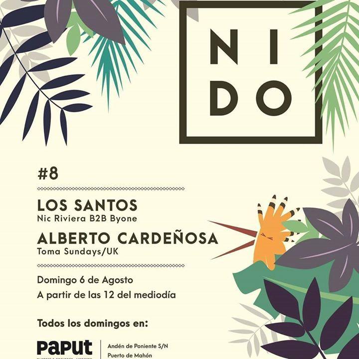 Alberto Cardeñosa Tour Dates