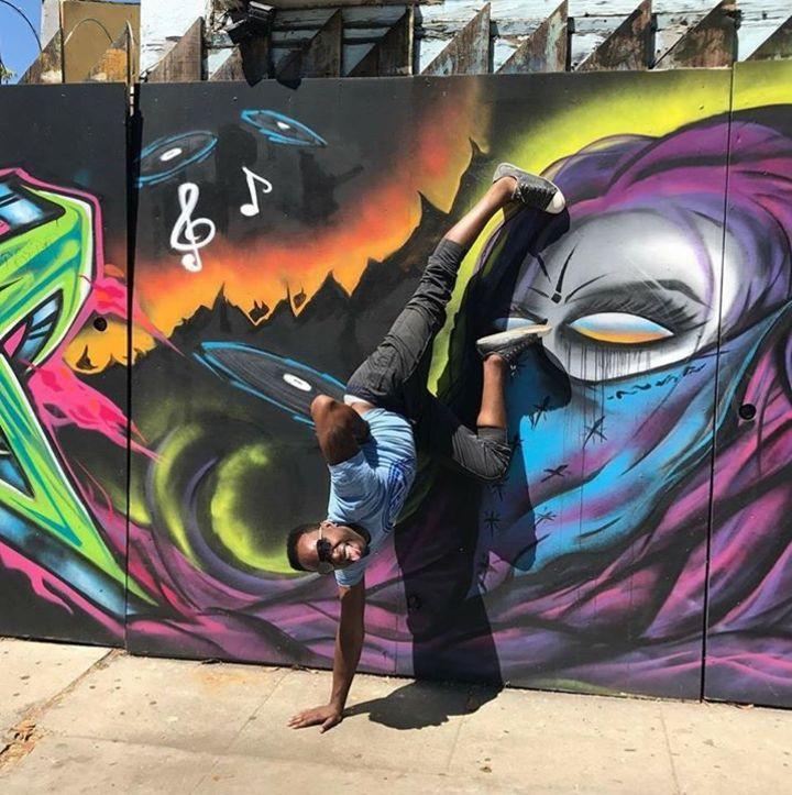 ErrolSpace @ Buzzbin Art & Music Shop - Canton, OH