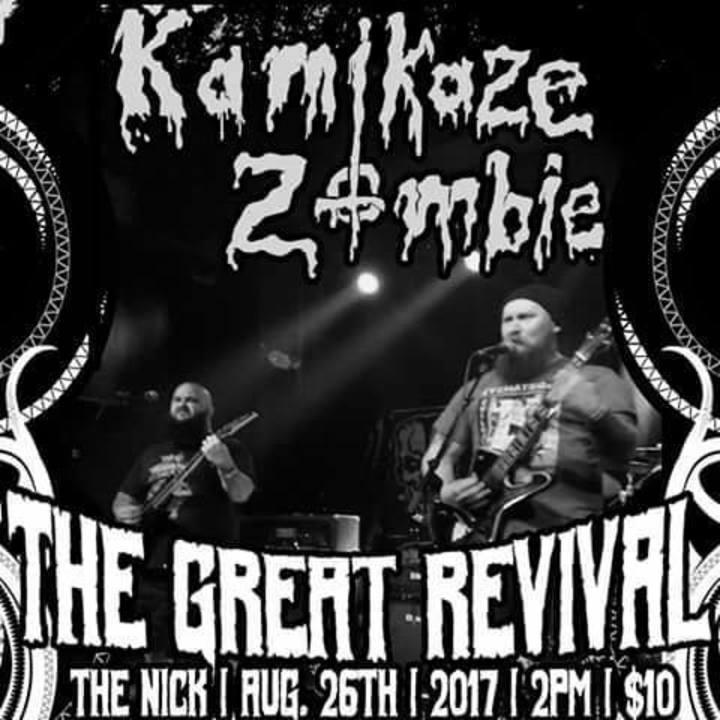 Kamikaze Zombie @ The Nick - Birmingham, AL