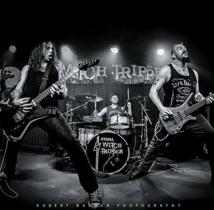 Witch Tripper @ 02 Academy (HRH Doom Vs Stoner) - Sheffield, United Kingdom