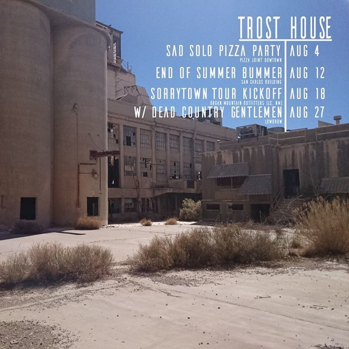 Trost House @ The Lowbrow Palace - El Paso, TX