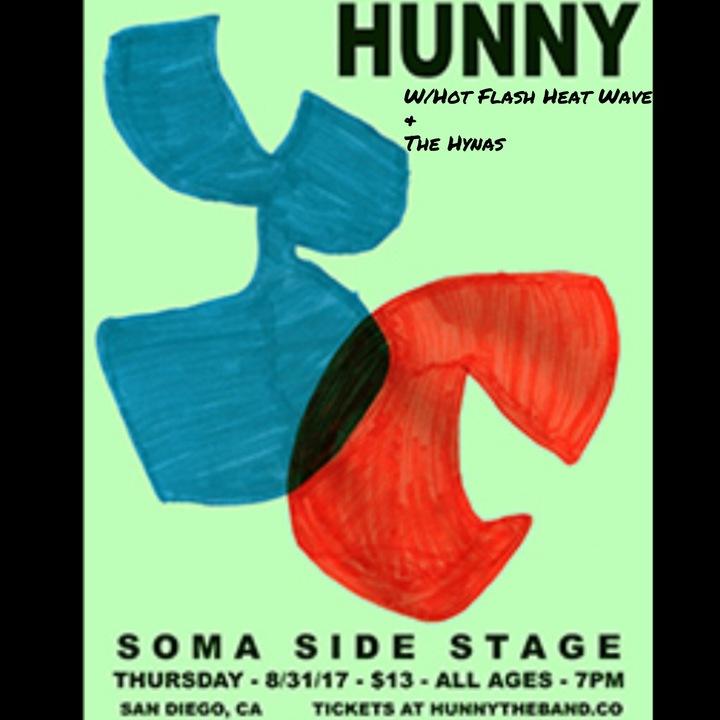 The Hynas @ Soma - San Diego, CA