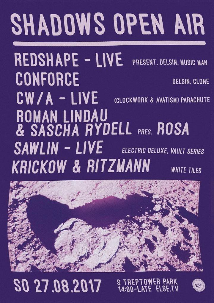 Roman Lindau @ Else - Berlin, Germany