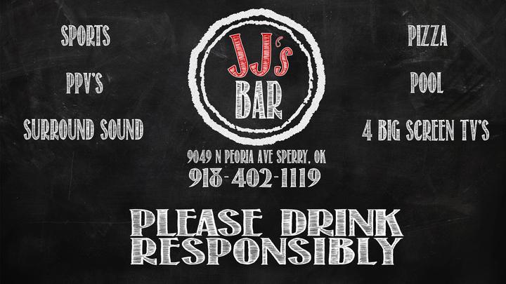Themattsanders @ JJ's Bar - Sperry, OK